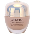 Shiseido Future Solution LX podkład rozjaśniający SPF 15 I40 Natural Fair Ivory (Total Radiance Foundation) 30 ml