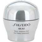 Shiseido Ibuki gel multiação para peles problemáticas (Multi Solution Gel) 30 ml