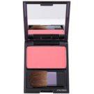 Shiseido Base Luminizing Satin élénkítő arcpirosító árnyalat RD 401 Orchid 6,5 g