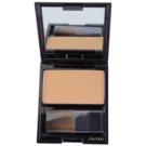 Shiseido Base Luminizing Satin élénkítő arcpirosító árnyalat BE 206 Soft Beam Gold 6,5 g