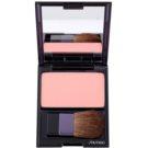 Shiseido Base Luminizing Satin Rdečilo za posvetlitev odtenek RD 103 Petal 6,5 g