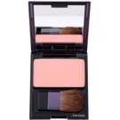 Shiseido Base Luminizing Satin blush iluminador tom RD 103 Petal 6,5 g