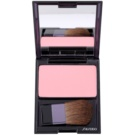 Shiseido Base Luminizing Satin blush iluminador tom PK 304 Carnation 6,5 g