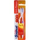 Signal Anti-Plaque Medium Toothbrushes 2 pcs