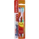 Signal Anti-Plaque medium fogkefék 2 db