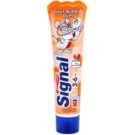 Signal Kids pasta de dientes para niños  sabor  Bubble Gum (2-6) 50 ml