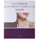 SilcSkin Collette Pad almohadillas de silicona reafirmantes y antiarrugas para la zona del cuello (Reduces Stretch Marks and Scarring)