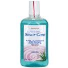 SilverCare Sensitive elixir bocal para gengivas sensíveis (Alcohol Free) 500 ml