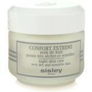 Sisley Confort Extreme krem na noc do cery wrażliwej i suchej  50 ml