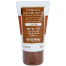 Sisley Sun crema facial protectora con color  SPF 30 tono 1 Natural (High Protection) 40 ml