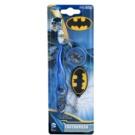 SmileGuard Batman зубна щітка для дітей з дорожнім ковпачком та брелком м'яка