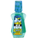 SmileGuard SpongeBob płyn do płukania jamy ustnej dla dzieci z fluorem smak Bubble Gum (Ages 6+ Sugar and Alcohol Free) 237 ml