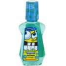 SmileGuard SpongeBob Mundwasser für Kinder mit Fluor Geschmack Bubble Gum (Ages 6+ Sugar and Alcohol Free) 237 ml