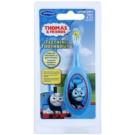 SmileGuard Thomas & Friends periuta de dinti pentru copii foarte moale Blue (Ages 4 - 24 Months)