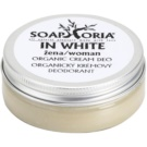 Soaphoria In White organikus krém dezodor nőknek 50 ml
