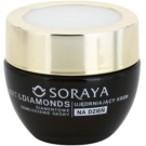 Soraya Art & Diamonds verjüngende Tagescreme mit Diamantpulver 50+ (With Intelligent Blocker Aging) 50 ml