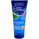 Soraya Care & Control antibakteriális tisztító gél pattanások ellen  150 ml
