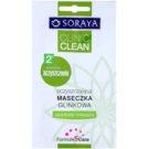 Soraya Clinic Clean čisticí maska s jílem  2 x 5 ml