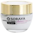 Soraya Collagen Mesostimulation zpevňující noční krém proti vráskám 50+  50 ml