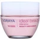 Soraya Ideal Beauty gazdag nappali krém száraz bőrre  50 ml