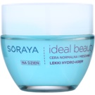 Soraya Ideal Beauty Light Moisturizing Cream For Normal To Mixed Skin (Hydro Block Complex + Hyaluronic Acid) 50 ml