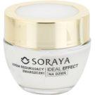 Soraya Ideal Effect nappali ránctalanító krém a bőr fiatalításáéer 50+ (With Stem Cells from Roses) 50 ml
