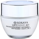 Soraya Liftensive crema de zi pentru contur  40+ (Lift-Up Complex and Hyaluronic Acid) 50 ml