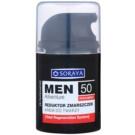 Soraya MEN Adventure 50+ Anti-Faltencreme für Herren (Total Regeneration System) 50 ml
