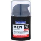 Soraya MEN Adventure 50+ krem przeciw zmarszczkom dla mężczyzn  50 ml