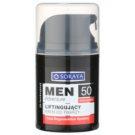 Soraya MEN Adventure 50+ krem liftingujący dla mężczyzn  50 ml