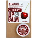 Sportique Wellness Cherry Lip Balm (All Natural) 20 ml