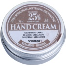 Sportique Wellness Jasmin and Hibiscus nährende Handcreme (25% Shea Butter) 75 ml