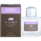 St. James Of London Lavender & Geranium After-Shave Gel für Herren 100 ml