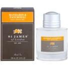 St. James Of London Mandarin & Patchouli After-Shave Gel für Herren 100 ml