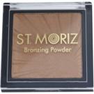 St. Moriz Face bronz puder odtenek Bronzed Beauty 6,9 g
