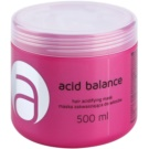 Stapiz Acid Balance Mask For Damaged And Colored Hair (The Silk Proteins Penetrate the Hair Structure Deeply, Providing Necessary Nutrients.) 500 ml