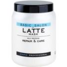 Stapiz Basic Salon Latte maska s mléčnými proteiny  1000 ml