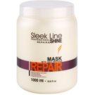 Stapiz Sleek Line Repair masca regeneratoare pentru par degradat sau tratat chimic  1000 ml