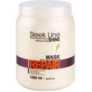 Stapiz Sleek Line Repair mascarilla reparación para cabello dañado, químicamente tratado  1000 ml