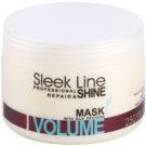 Stapiz Sleek Line Volume vlažilna maska za fine in tanke lase  250 ml