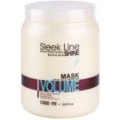 Stapiz Sleek Line Volume vlažilna maska za fine in tanke lase  1000 ml