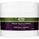 STC Body unt  pentru corp cu ulei de masline  200 ml