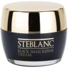 Steblanc Black Snail Repair regeneracijska krema za utrujeno kožo  50 ml