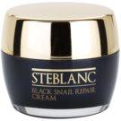Steblanc Black Snail Repair регенериращ крем за уморена кожа  50 мл.