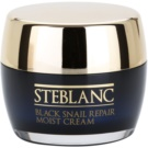 Steblanc Black Snail Repair nährende Crem mit feuchtigkeitsspendender Wirkung (Containing of Snail Secretion Filtrate 60 %) 50 ml