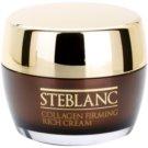 Steblanc Collagen Firming Crema nutritiva intensa pentru reducerea semnelor de imbatranire (54% of Collagen Contained) 50 ml