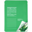 Steblanc Essence Sheet Mask Aloe Soothing Facial Mask (Containing of Aloe Extracts) 20 g