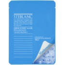 Steblanc Essence Sheet Mask Hyaluronate máscara para hidratação intensiva de pele  20 ml