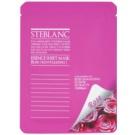 Steblanc Essence Sheet Mask Rose Revitalizing Face Mask (Cotaining of Rose Damascena Flower Extracts) 20 g