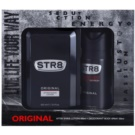 STR8 Original Geschenkset I. After Shave Water 100 ml + Deo-Spray 150 ml